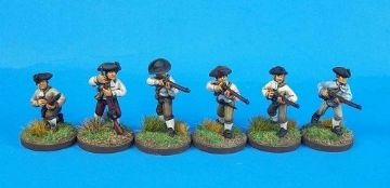 FIW AAC1 Anglo-American Civilians Settlers Defending 1